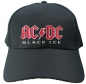 Preview: AC/DC Black Ice Base-cap