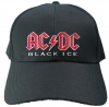 AC/DC Black Ice Base-cap