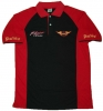 Honda Goldwing Racing Poloshirt Neues Design