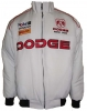 DODGE Motorsport Jacke in Weiß