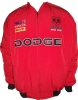 DODGE Motorsport Jacke in Rot