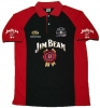 Jim Beam Racing Poloshirt Neues Design