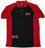 ACDC Black Ice Poloshirt Neues Design